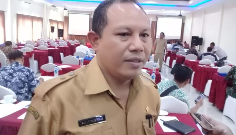 Gusti Rinus, Kepala Dinas Pariwisata Manggarai Barat