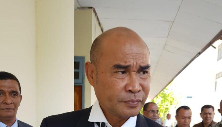 Gubernur NTT - Victor Bungtilu Laiskodat