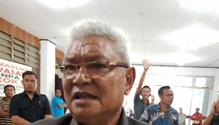 Wakil Walikota Kupang - Herman Man