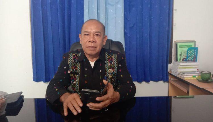 Kepala Dinas Infokokom Kabupaten Kupang, Thomas Sonbait