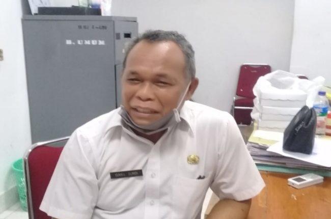 Ismail Surdi, juru bicara Tim Gugus Covid -19 Manggarai Barat