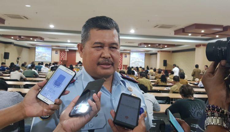 kepala Imigrasi Atambua, Kiemas Abdul Halim