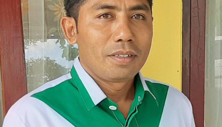 Ketua GP Ansor NTT, Ajhar Jowe