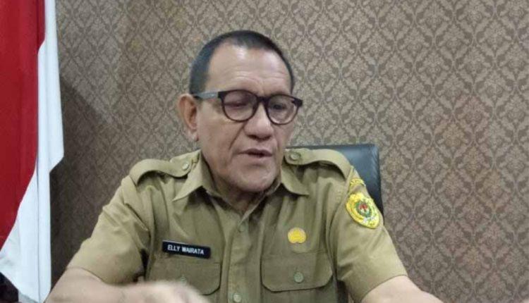 Pejabat Sekretaris Daerah Kota Kupang, Ely Wairata